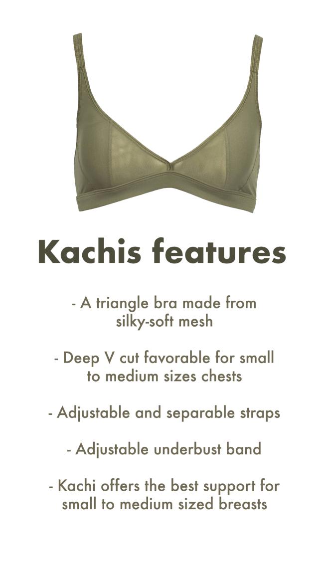3 Kachis features